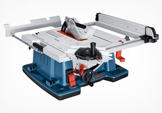Bosch GTS 10 XC Tischkreissäge – Unser Sieger